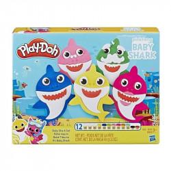 HASBRO PLAY-DOH BABY SHARK...