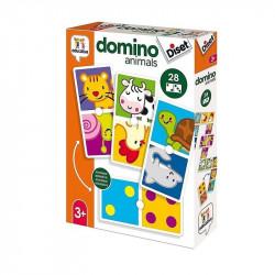 DISET DOMINÓ ANIMALES 68956
