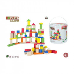 COLOR BABY CUBO 100 BLOQUES...