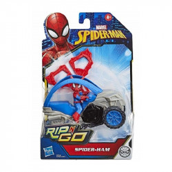 HASBRO SPIDERMAN RIP N GO...