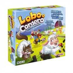 LUDILO JUEGO Lobo o Cordero...