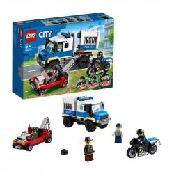 LEGO City Police Transporte...