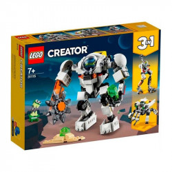 LEGO Creator Meca Minero...
