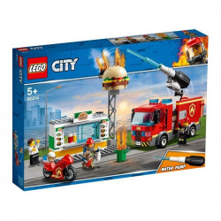 LEGO City Fire Rescate del...