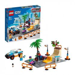 LEGO My City Pista de Skate...