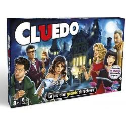 CN20 HASBRO JUEGO CLUEDO 38712