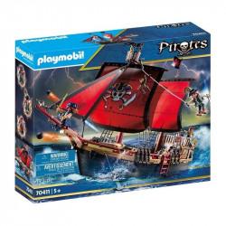 CN21 PLAYMOBIL Barco Pirata...