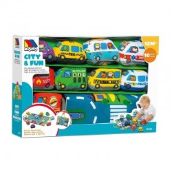 CN20 MOLTO PLAYSET CITY AND...