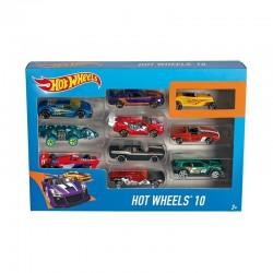 MATTEL Hot Wheels Pack de...