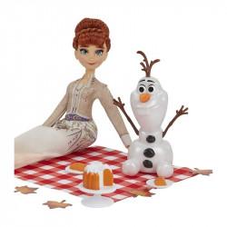 HASBRO FROZEN 2 Anna y Olaf...