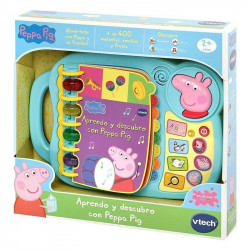 VTECH LIBRO DE PEPPA PIG