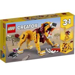 LEGO Creator León Salvaje...