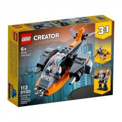 LEGO Creator Ciberdrón 31111