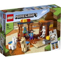 LEGO Minecraft El Puesto...