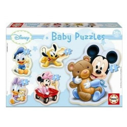 EDUCA PUZZLES BABY MICKEY...