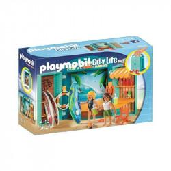 Playmobil Cofre Tienda Surf...
