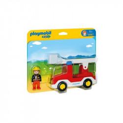 PLAYMOBIL 1.2.3 Camión de...