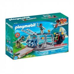 PLAYMOBIL Hidrodeslizador...
