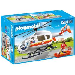 PLAYMOBIL Helícoptero...