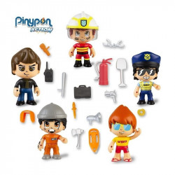 FAMOSA Pinypon Action Pack...