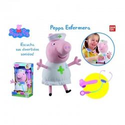 BANDAI PEPPA PIG ENFERMERA...
